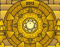 Calendario Be Happy Project 2012