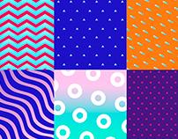 Pattern Maker. Gif Animation.