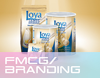 FMCG and Branding for Loya Milk