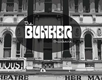 The Bunker Brisbane Music Venue Logo & Website