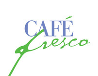 Cafe Fresco Logo Development