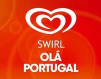 Olá Portugal Swirl