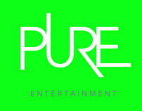 PURE Entertainment Branding