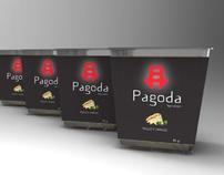 Pagoda - diseño de envase