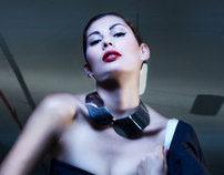 Lagerfeld meets Balmain, meet mannequins...