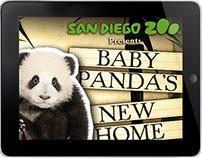 2011 Baby Panda's New Home - Interactive iPad Book