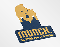 MUNCH. Branding
