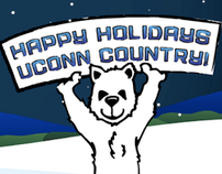 UConn Division of Athletics Holiday 2009