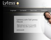 Lytess.com - Webdesign, Intégration