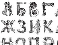 Mechanic Alphabet