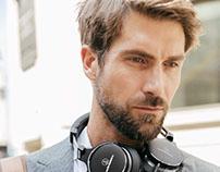 Audio Technica Photoshoot