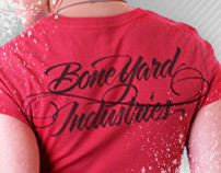 BoneYard Industries - MMA Apparel