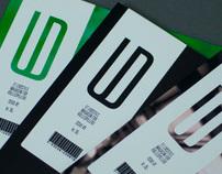 UD magazine redesign