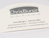 Chris Burgin Designs