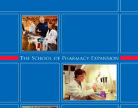 Proposal for expansion of the School of Pharmacy