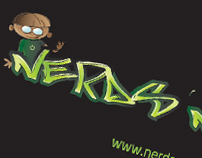 Nerds & Geeks Bussiness Card
