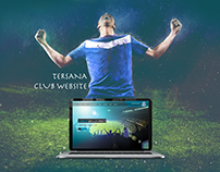 Tersana Sporting Club Website