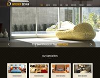 Free Interior Design WordPress Themes