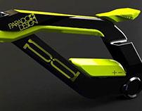 E Bike Concept Design