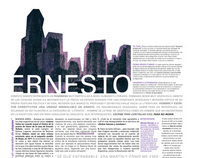 Diario no tradicional: Sabato | Newspaper: Sabato