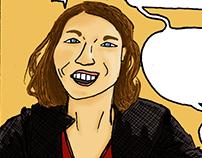 illustration   Hanna, 2015