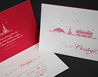 Flames Club Christmas Cards
