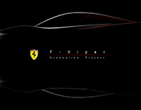 Ferrari F-Viper My Gradustion Project