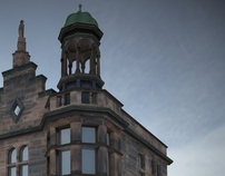 Glasgow House Model