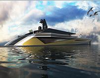 Concept project    SUN CATCHAR   60 m