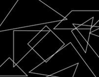Tangram-Experimental Typeface