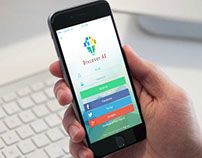 Discover AE - Mobile APP (UI/UX)