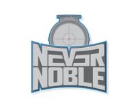 Logo & Desktop Design - Never Noble