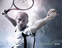 Dunlop Sport Biomimetic Campaign
