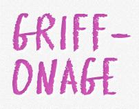 Griffonage Font