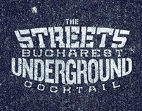 The 5TREET5 : BUCHAREST UNDERGROUND COCKTAIL