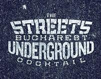 The 5TREET5 : BUCHAREST UNDERGROUND COCKTAIL