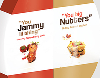 Jammy Nutters