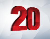 "Interactive Quiz ""20 Years in Motion"" / Demoreel"