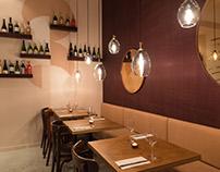 Les Petits Crus, bar à vins et fromages à Paris