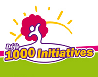 Déjà 1000 initiatives !!!