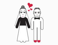 Свадьба на чердаке
