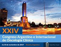 XXIV Congreso Argentino e Internacional de Oncología