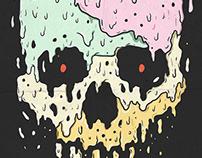 IceCream Skull