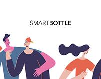 SmartBottle - App Design