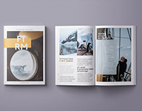 PHOTO MAGAZINE DESIGN
