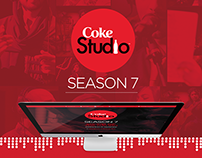 CokeStudio | Concept Design