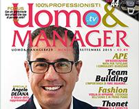 Uomo&Manager #29 - Settembre 2015
