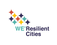 We'resilient Cities World Bank Branding