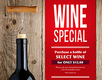 Winner's Circle Wine Special