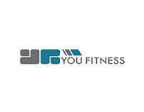 You Fitness Brand Identity